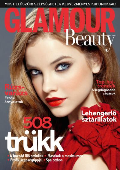 BEAUTY – special issue of GLAMOUR Magazine, 2010/11