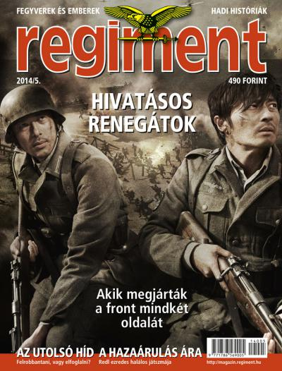 Regiment Magazine 2014/05