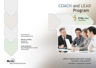 Coach & Lead leporello